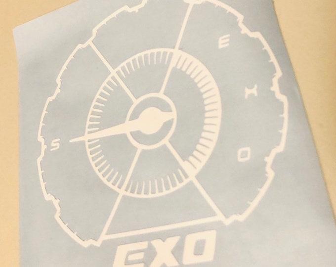 EXO DMUMT Logo Decal