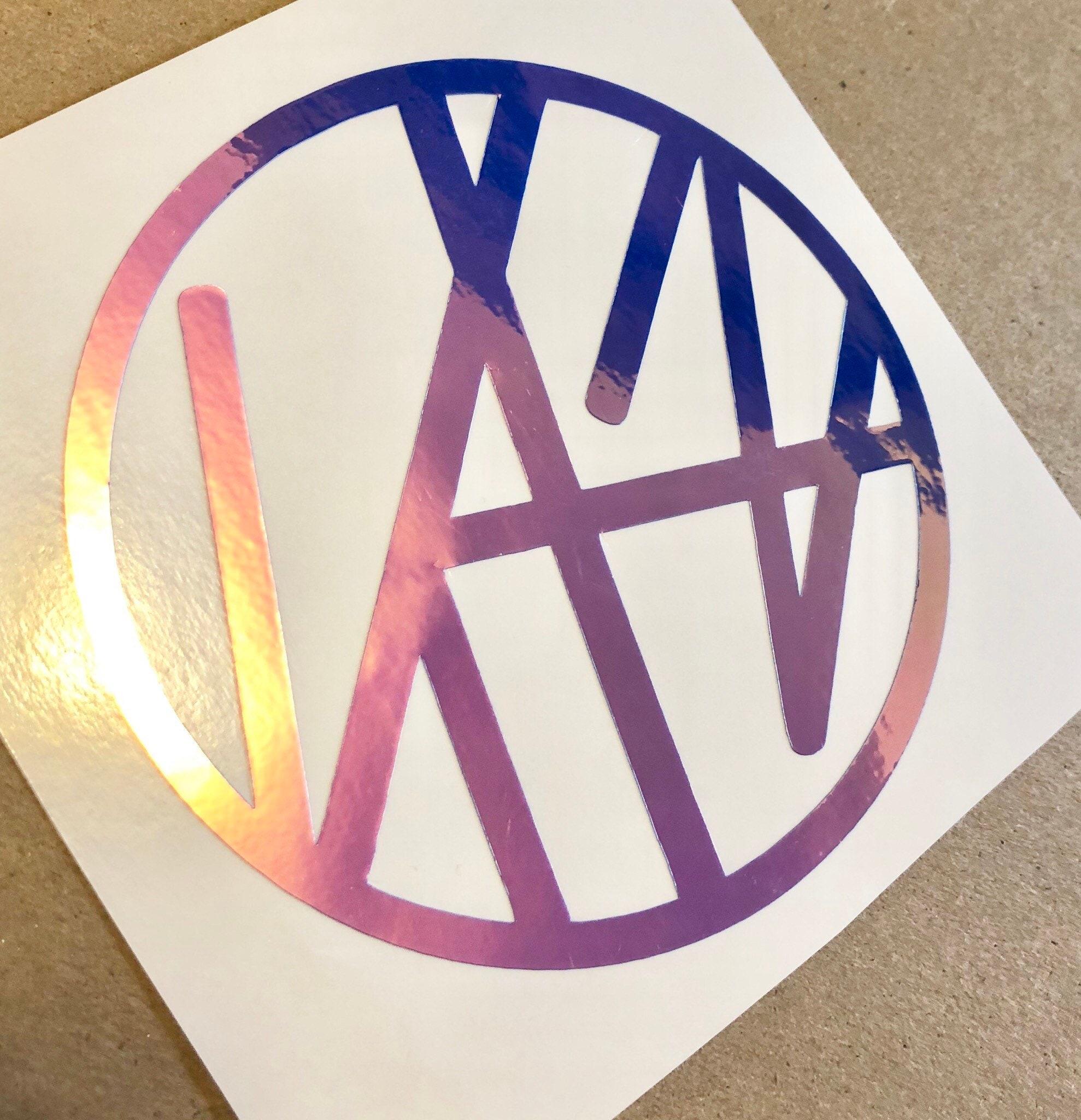 Stray Kids Circle Logo Decal