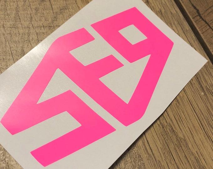 SF9 Logo Decal