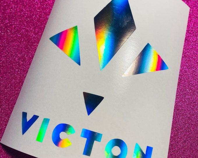 Victon Logo Decal