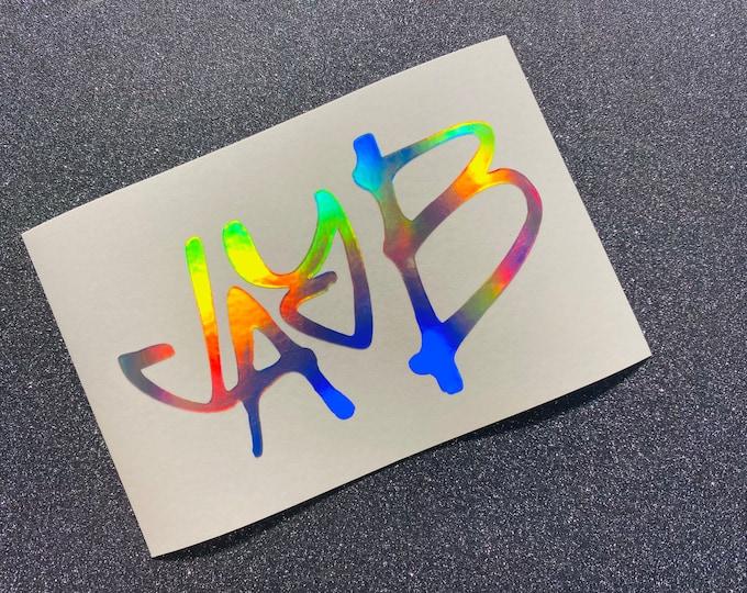 Jay B Logo Decal