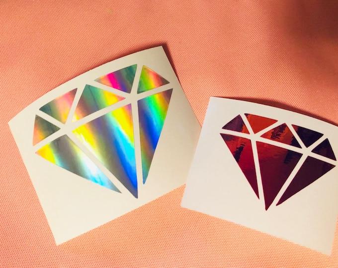 SHINee Diamond Decal