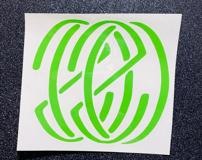 NCT 2020 Logo Decal