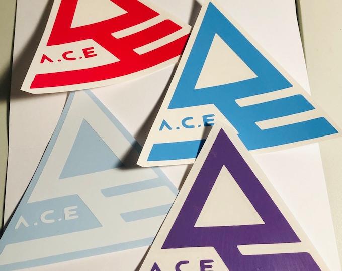 ACE Logo Decal