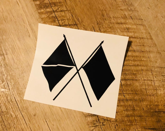EXO Obsession 2019 Logo Decal