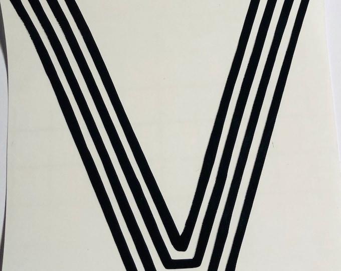 WayV Group Logo Decal