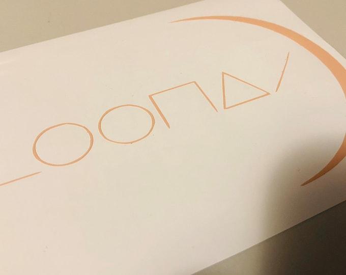 Loona Logo Decal