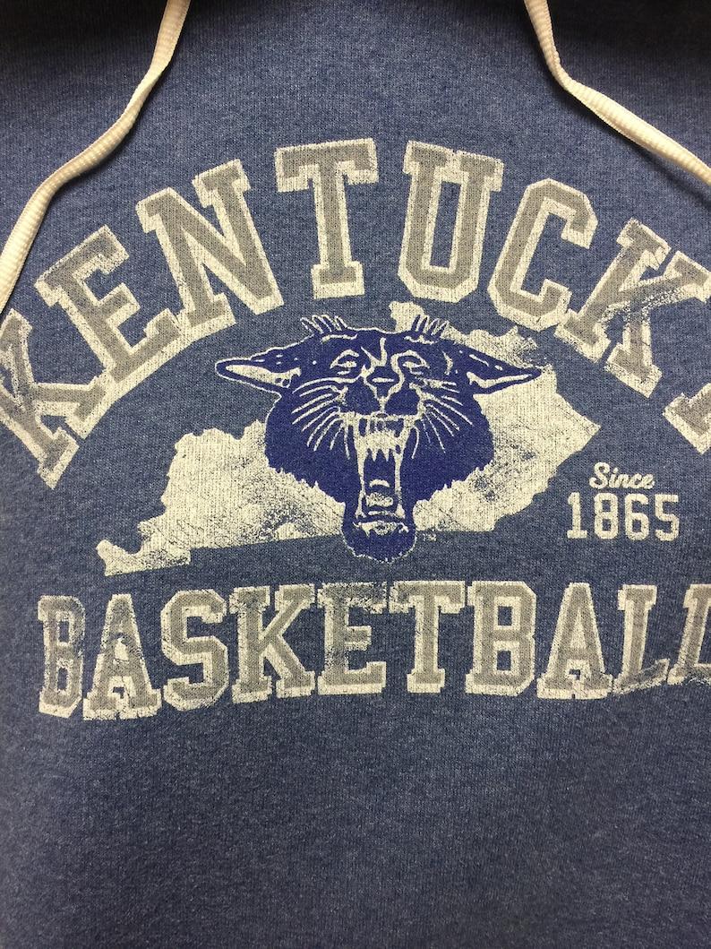 University of Kentucky Cropped Hoodie\u2014Large