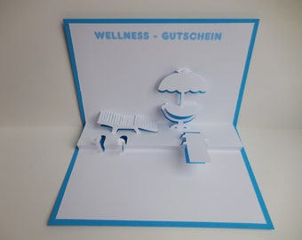 Wellness Gutschein Etsy