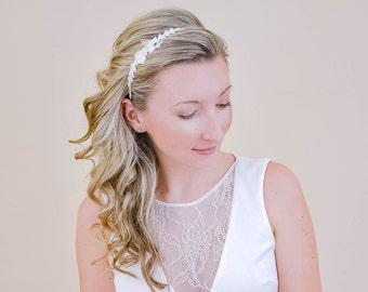 Hochzeit Haarschmuck Perlen Kurzes Haar Etsy