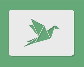 Origami Cat 783-352 Stencil
