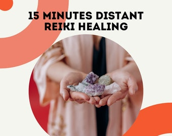 Distance-Reiki-Session - 15 Minutes