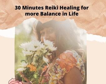 Distance-Reiki-Session - 60 Minutes