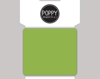 Cuff Bündchen Poppy Design 7 cm lang und 135 cm breit
