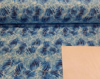 Softshell - Floral - metre 15,00 euro/meter