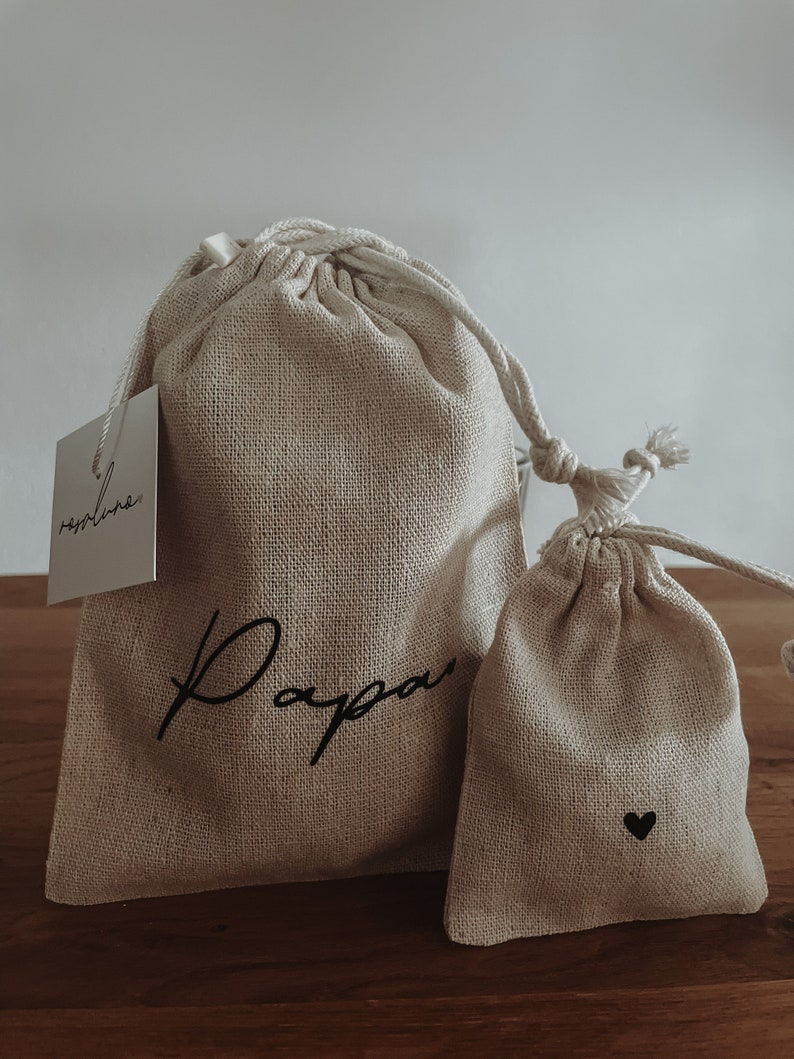 Cotton bags personalized image 0