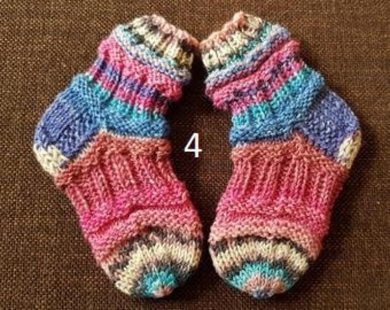 Choose 16 17 pink blue yellow Colorful Mojo baby Socks socks 3-8 Month