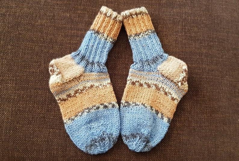 25 26 natural beige blue children/'s socks socks socks