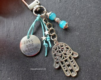 Fatimas Hand, Pendant, Keychain