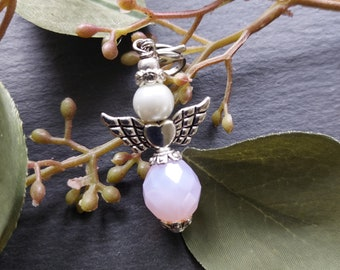 Angel Pendant, Charm, Mother's Day
