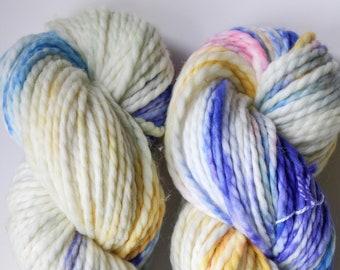 Retro Carousel || Hand-Dyed Yarn