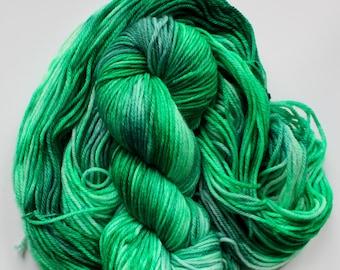 Emerald Pools || Hand-Dyed Yarn