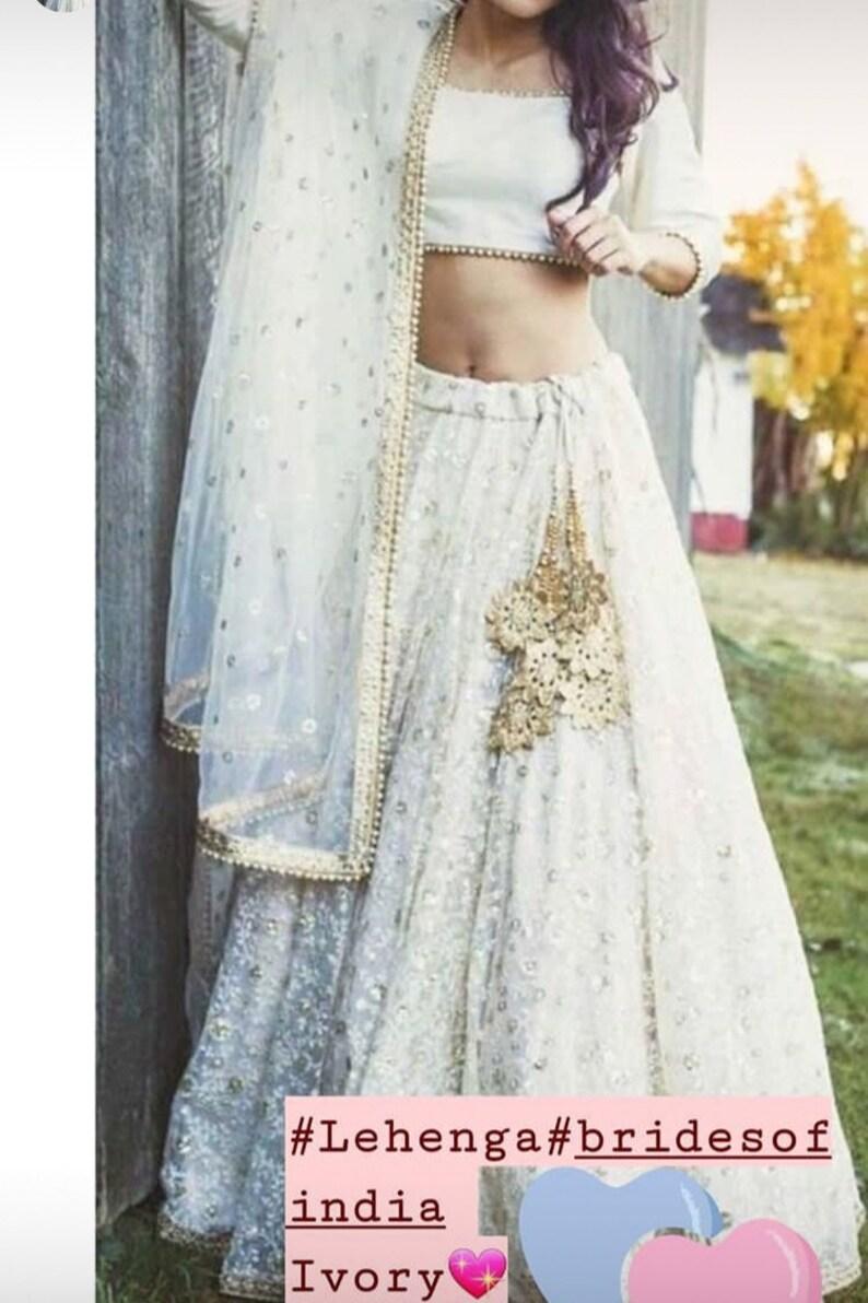 2f595baaf3 Indian designer lehenga choli dress party wear lehenga | Etsy