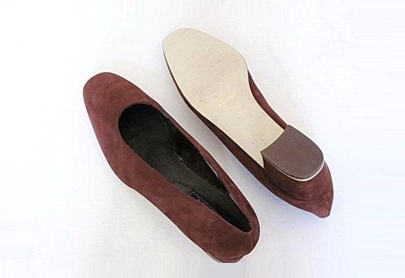 Schuhe VENTURINI Pumps 40 Veloursleder klassisch | Etsy