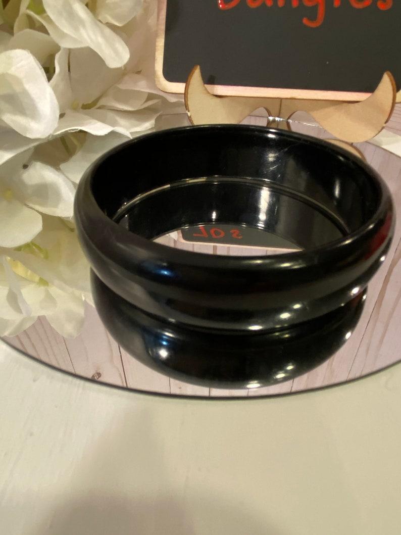 Gifts for Her Vintage 1970s Bangles Bracelet NOS Friend Love Girls