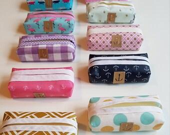 Handkerchief bag, oilcloth