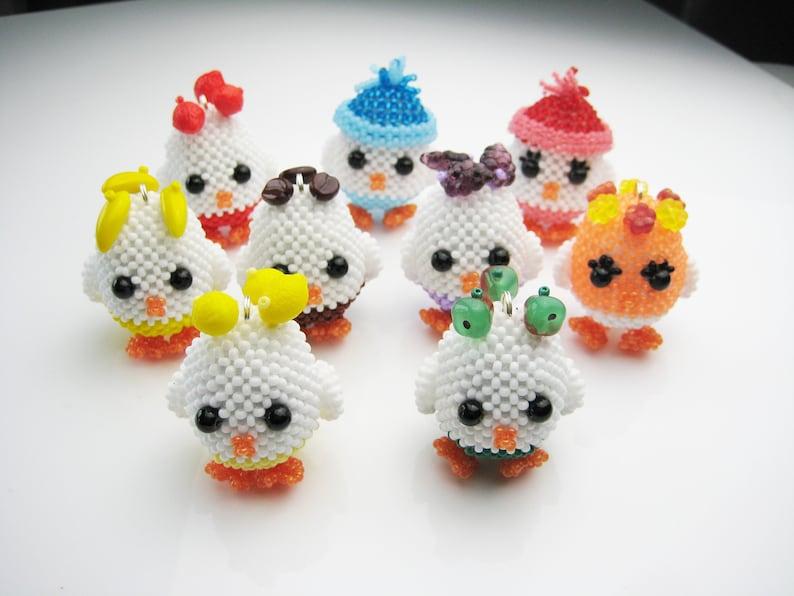 Pearl Animals Eggheads