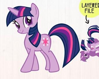 My little pony svg   Etsy