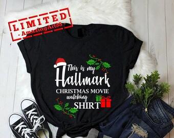 Hallmark Ugly Sweater This Is My Hallmark Christmas Movie Watching