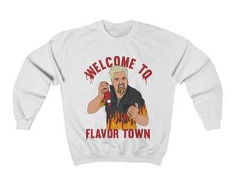 Flavortown Etsy