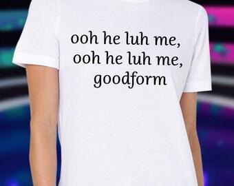 cc3f34070ddd31 Nicki Minaj Shirt WomenS VNeck Shirt Lil Wayne Good Form Tee TShirt Nicki  Minaj WomenS The Boyfriend Tee