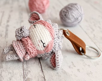 Best 24+ Crochet Sheep Keychain Anigurumi Free Patterns - Free ... | 270x340
