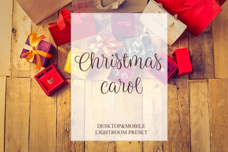 mobile desktop lightroom presets christmas holiday blogger lifestyle  lightroom preset photo editing adobe lightroom mobile instagram