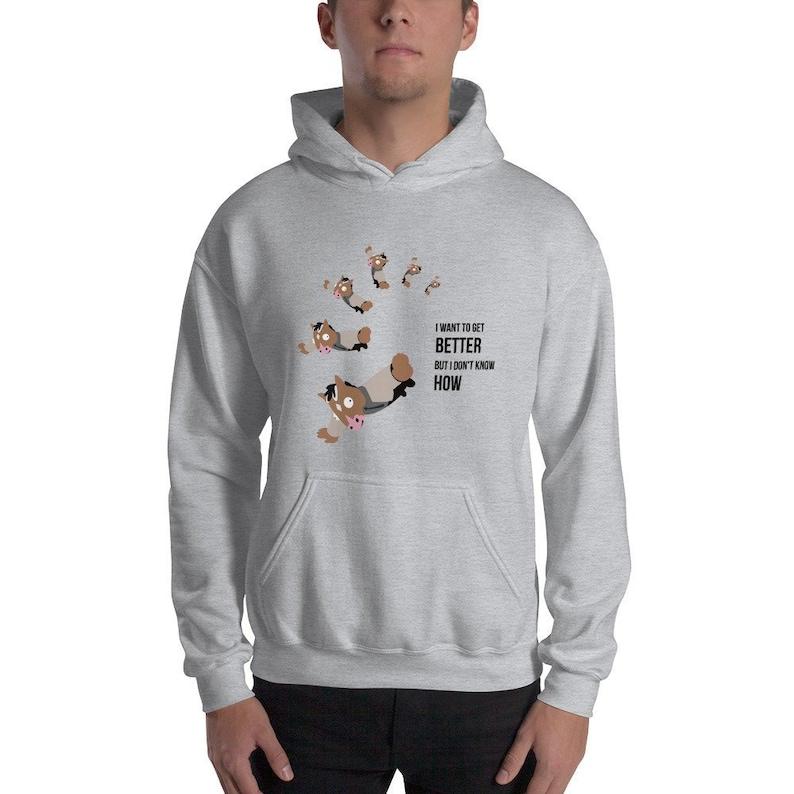 3352f771 Bojack Horseman / Bojack Hoodie / Bojack Clothes / Bojack Gift | Etsy