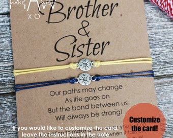 Brother Sister Etsy