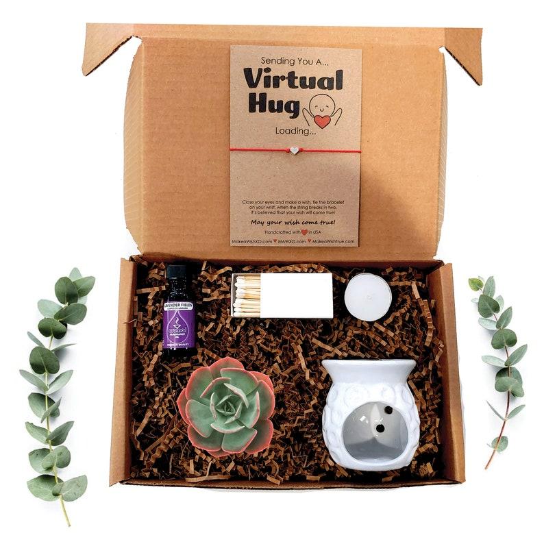 Quarantine Bracelet Quarantine Gift Social Distancing Gift Social Distance Gift Lockdown Gift Sending you a Virtual Hug Social Distance Hug
