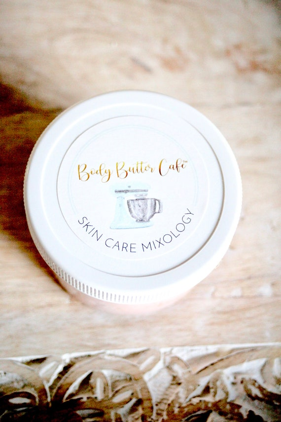 ROSEMARY & FIG | Organic | Body Butter Cafe | Immune Boost | Brain Health | Skin Care | Lotion |  Body butter