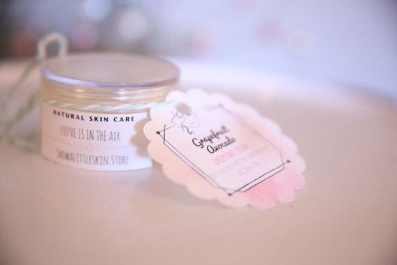 Anti aging SKIN CARE, Aloe vera Mousse Grapefruit, daily facial cream