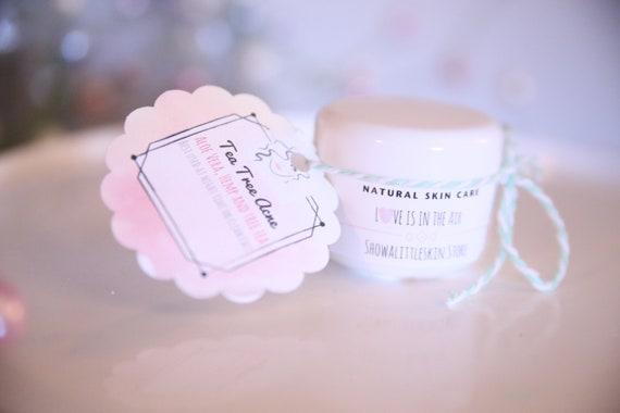 SKIN Care Acne care, TEA TREE essential oil,   aloe Vera Gel, Night time skin care cream