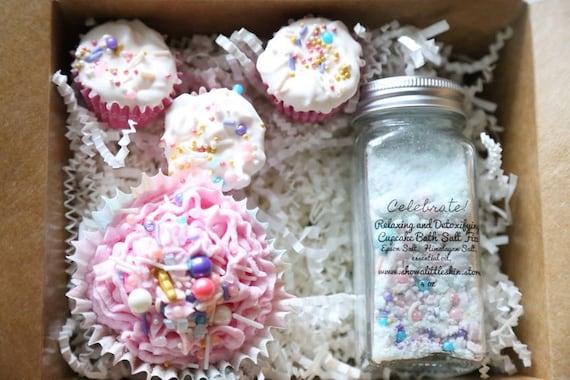 Gift box Celebration box, birthday, Bridal, Baby Shower, Mothers Day spa gift set