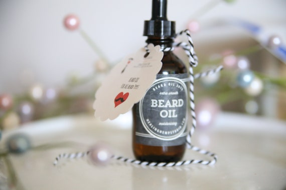 Beard Oil 2 oz ALL Natural great for FATHERS DAY promotes Beard Growth and healthy Hair oil~Mustache oil~facial hair oil~beard