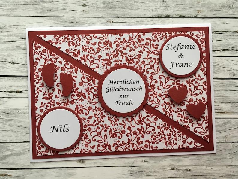 Karte Hochzeit.Glückwunschkarte Zur Traufe Traufe Hochzeit Taufe Karte Taufe Karte Traufe Karte Hochzeit Karte Grußkarte Hochzeit Und Taufe
