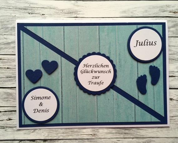 Glückwunschkarte Zur Traufe Traufe Hochzeit Taufe Karte Taufe Karte Traufe Karte Hochzeit Karte Grußkarte Hochzeit Und Taufe