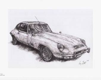 Jaguar Art Etsy
