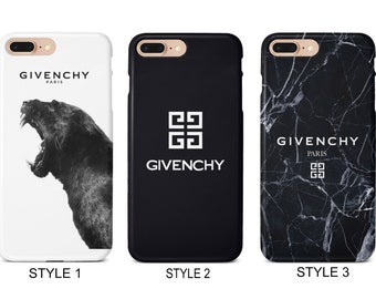 Givenchy phone case for iPhone Xs Max Xr 10 X 7 8 6 Plus, Samsung S8 S8 S9  Plus S7 Edge 31a0e1ecb0