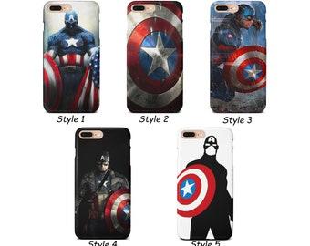 coque iphone xr captain america